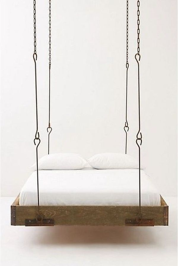 new style ba80b e63ea Suspended In Style - 40 Rooms That Showcase Hanging Beds