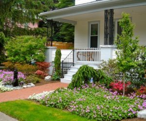 Thought Care And Strategic Landscaping Can Transform Even The Humblest Of Front Yards Into Showstoppers