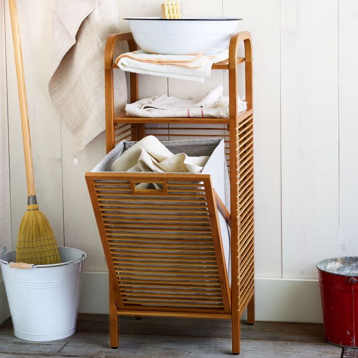 Sort Your Laundry In Style With These Attractive Laundry
