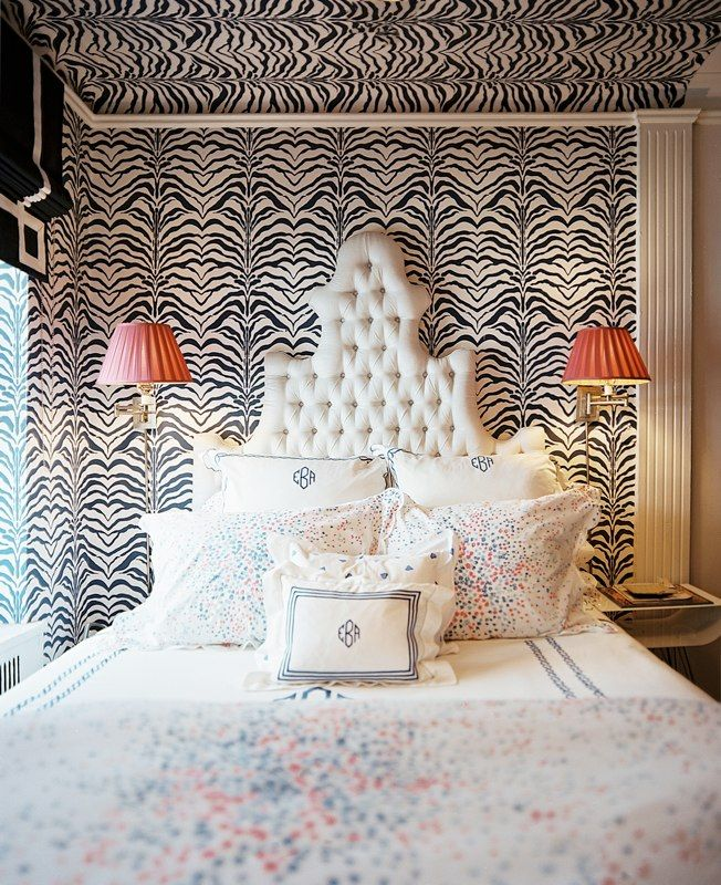 How To Incorporate Zebra Print Into Your Bedroom\'s Décor