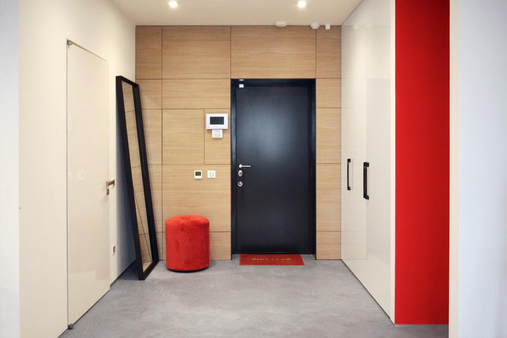 Best Apartment Front Door Photos - Decorating Interior Design ...