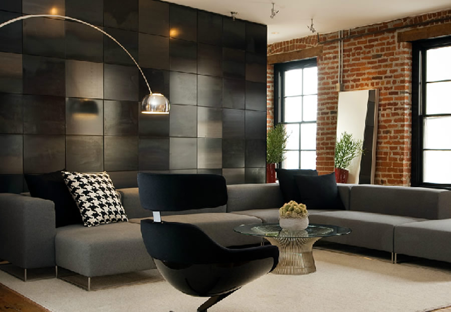 A complete guide to a perfect bachelor pad for Room design 2014