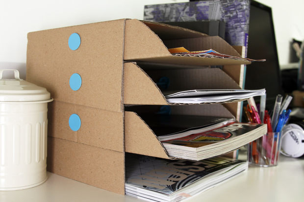 diy office desk accessories. View In Gallery Diy Office Desk Accessories