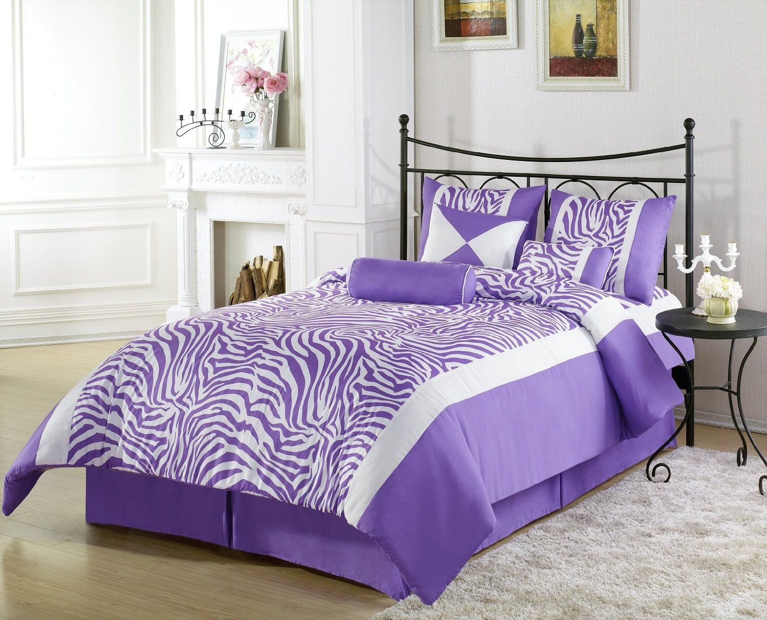 How To Incorporate Zebra Print Into Your Bedroomu0027s Décor
