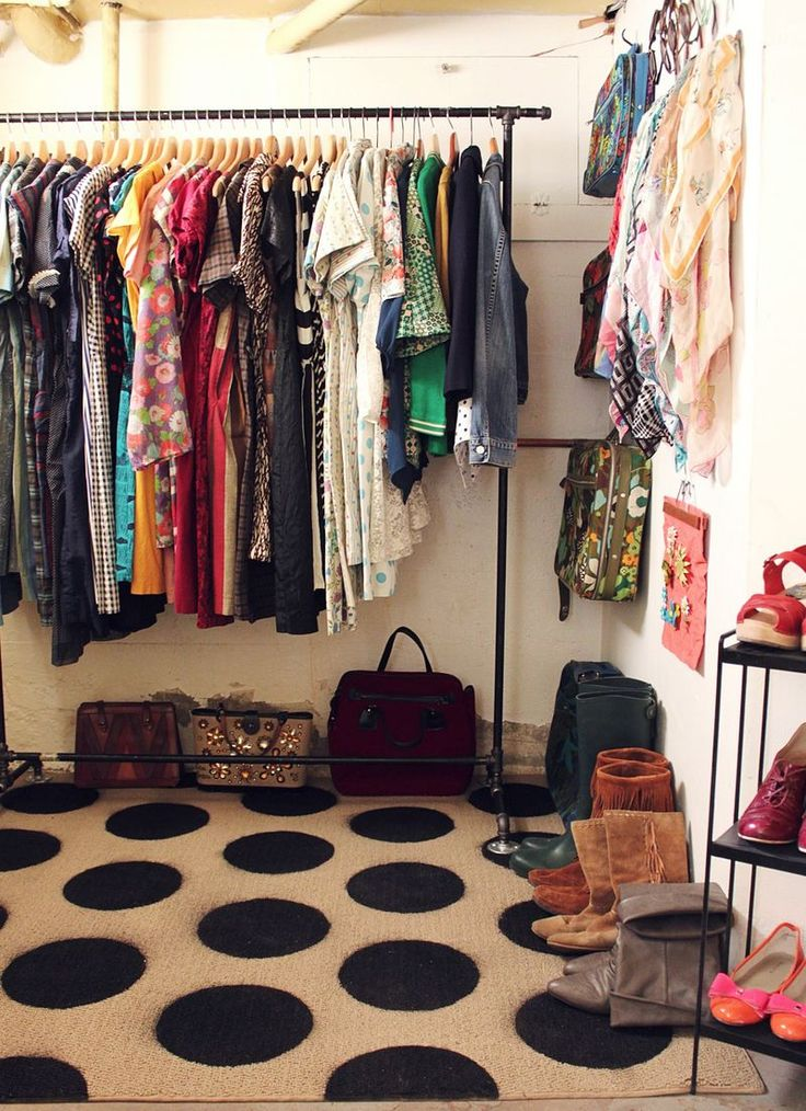 Learn to Love Your Closet, Big or Small