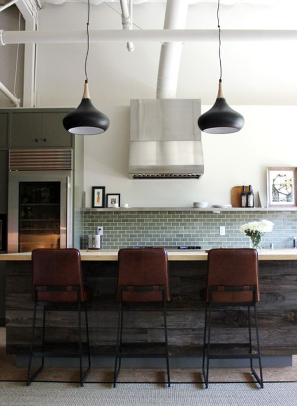 Colored Subway Tiles kitchen subway tiles are back in style – 50 inspiring designs