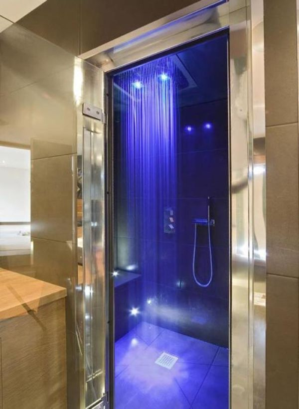 Beautiful Bathroom Shower Lighting Ideas Part - 8: 25 Cool Shower Designs That Will Leave You Craving For More