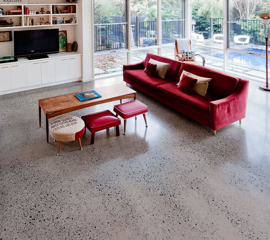 Cement Interior Flooring : An in depth guide to polished concrete floors