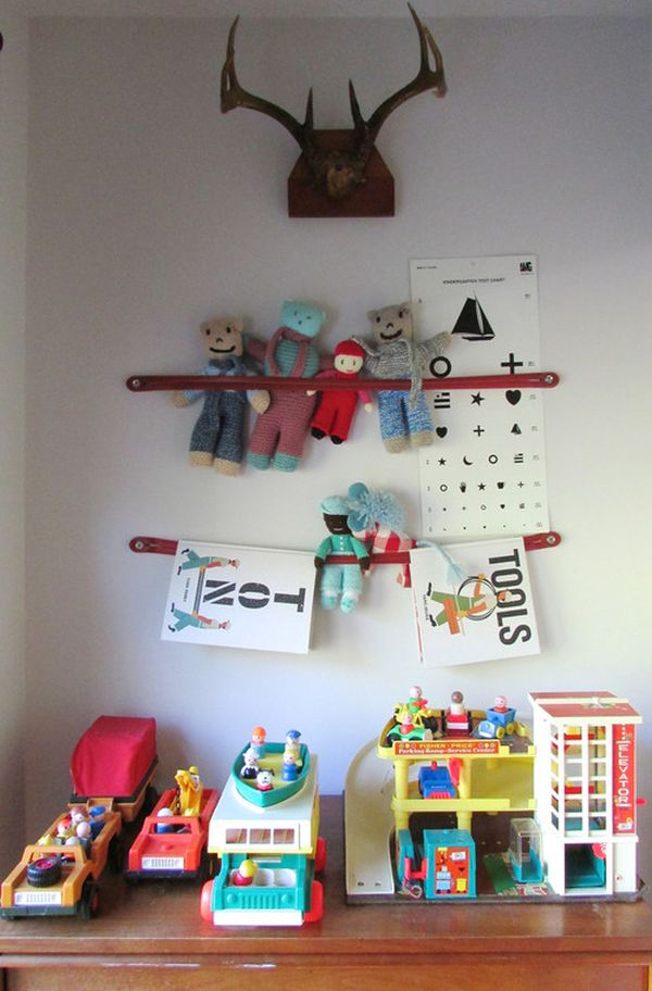 Etonnant Stuffed Animal Storage Ideas   Create Your Own Little Zoo