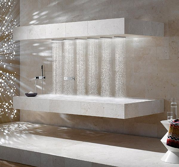 25 cool shower designs that will leave you craving for more - Coole badezimmer ...