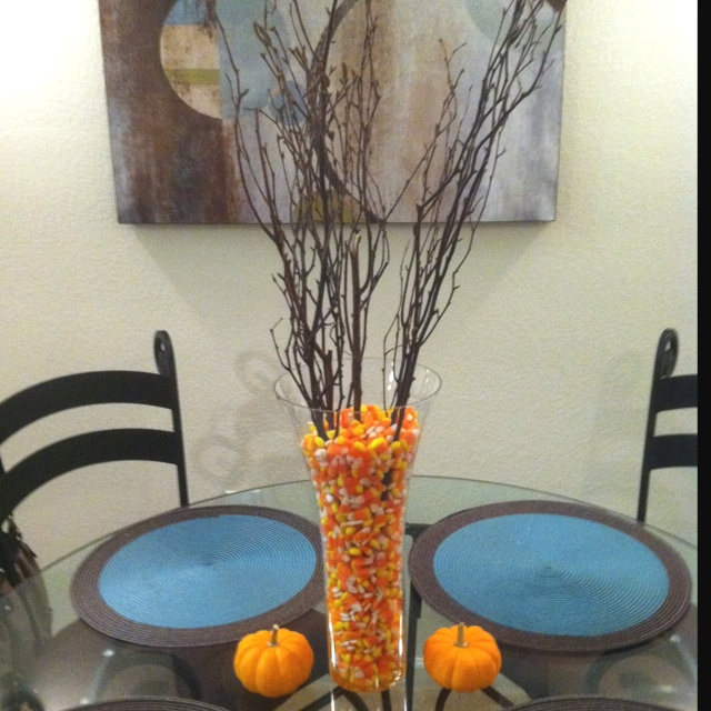 fall centerpieces for dining room table | Exquisite Dining Room Table Centerpieces – For A Complete ...