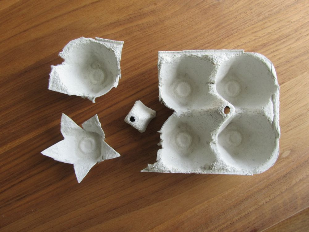 How To Make Egg Shell Crafts