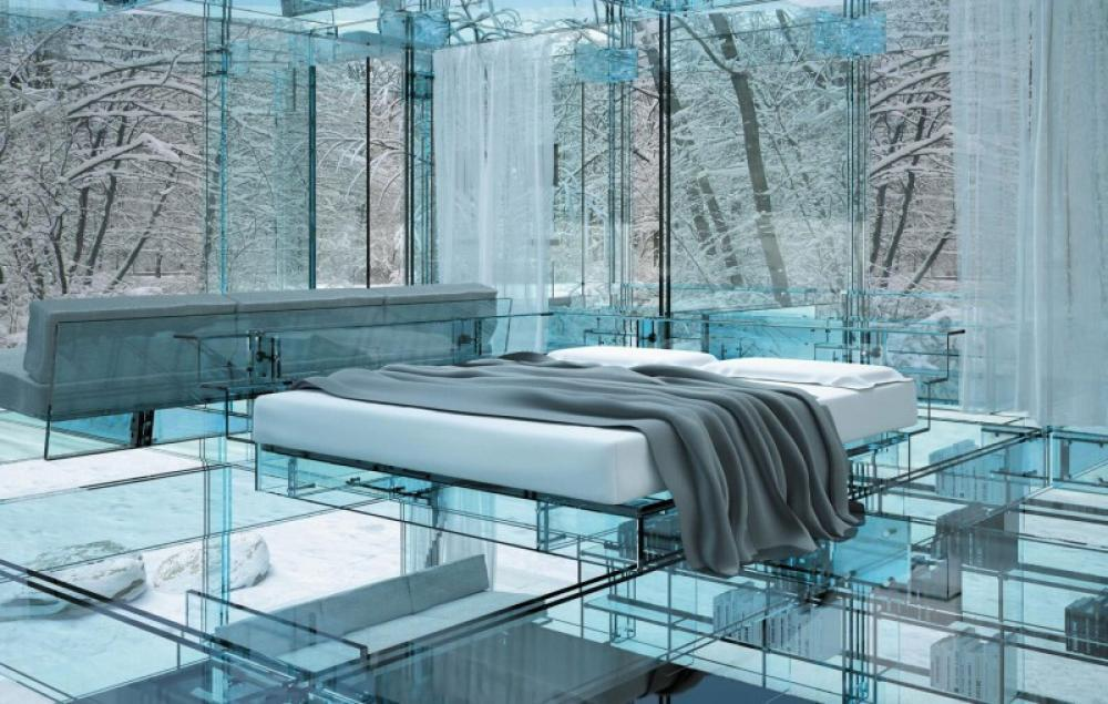 Cool Floor 25 cool bedroom designs to dream about at night