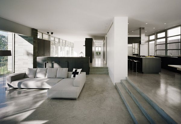 View in gallery An In Depth Guide To Polished Concrete Floors