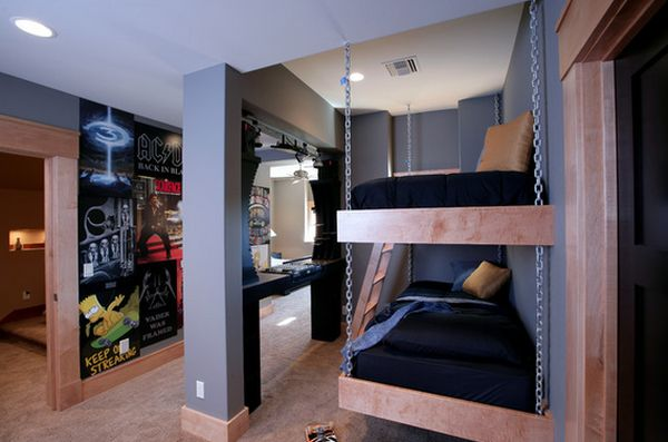 View In Gallery Bunk Beds Are
