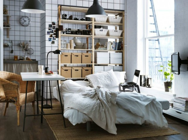 Small Studio Apartments how to decorate a studio apartment