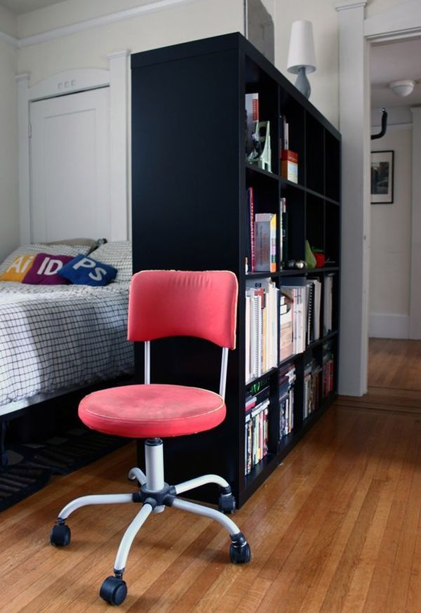 bookshelf ideas home shelves charter room making divider