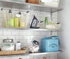 ... Laundry Room Shelves: Keep Everything Organized And Within Reach