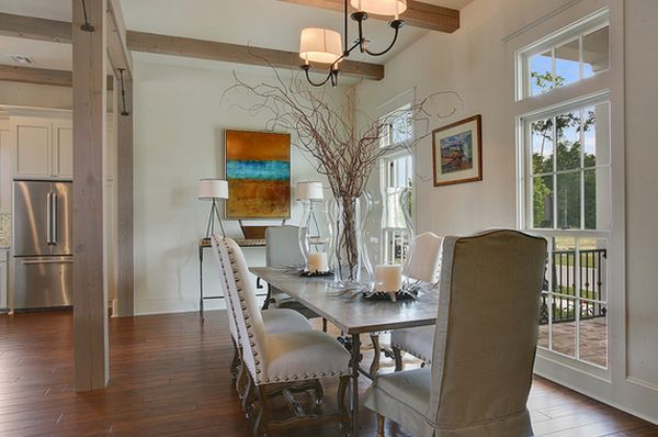 Dining Room Table Centerpieces Amazing Exquisite Dining Room Table Centerpieces  For A Complete Experience Design Ideas