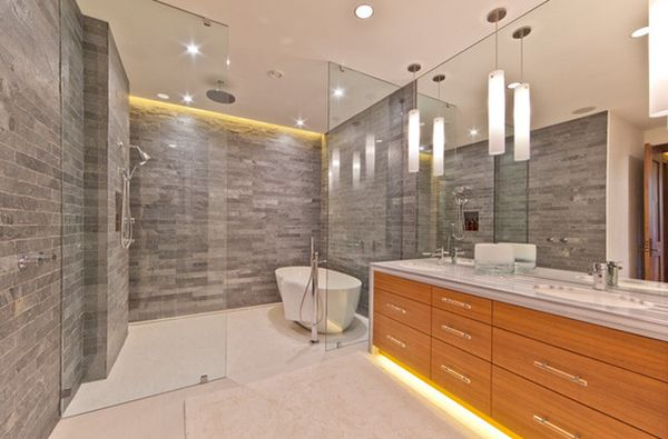 view in gallery freestanding tubs - Bathroom Designs With Freestanding Tubs