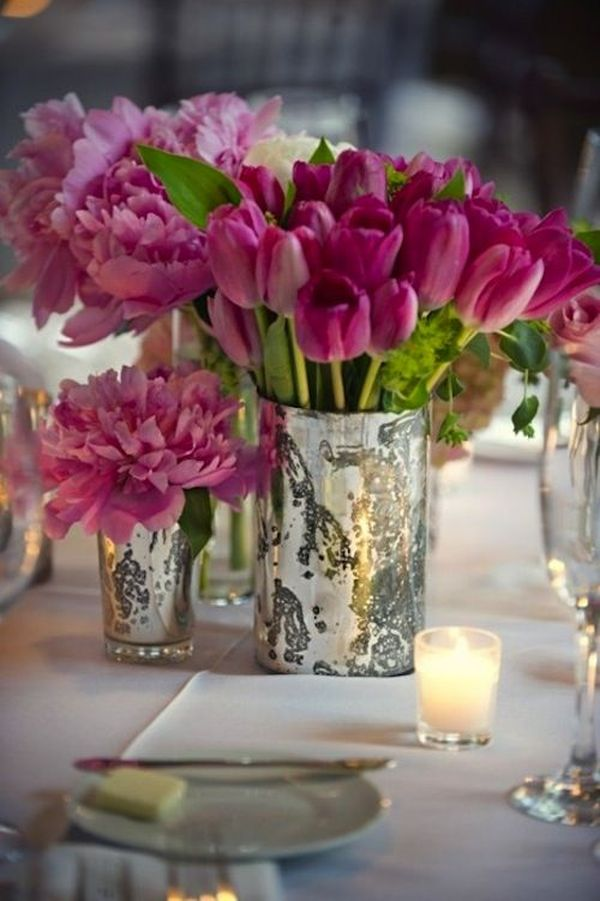Mercury Gl Wedding Centerpieces