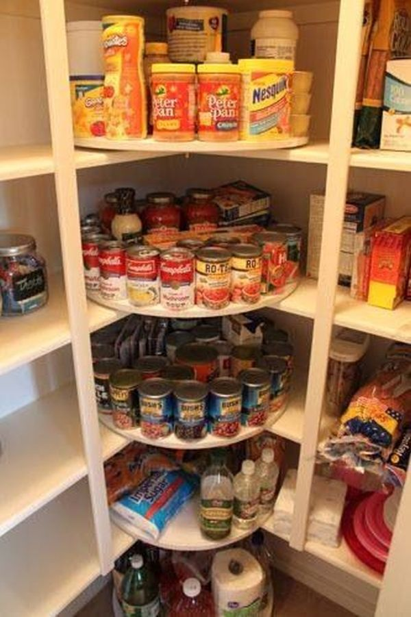 65 ingenious kitchen organization tips and storage ideas for Organization ideas for kitchen pantry