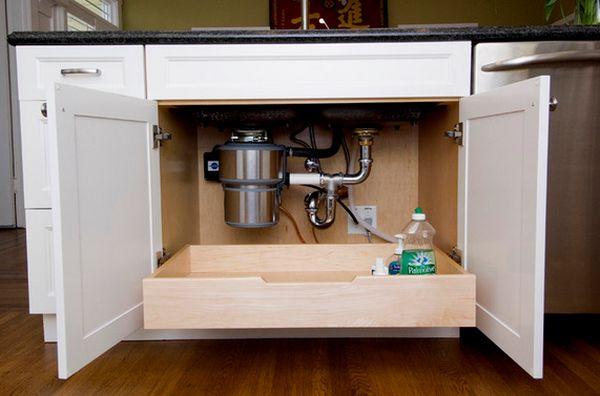 Kitchen Sink Pull Out Drawer 65 ingenious kitchen organization tips and storage ideas