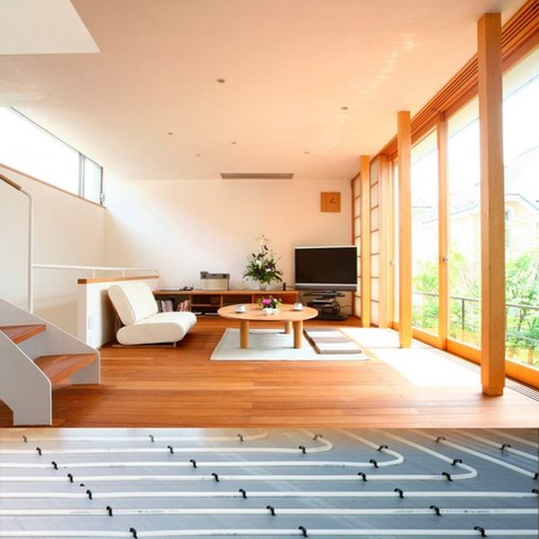 A Primer On Heated Floors Basic Info You Should Know