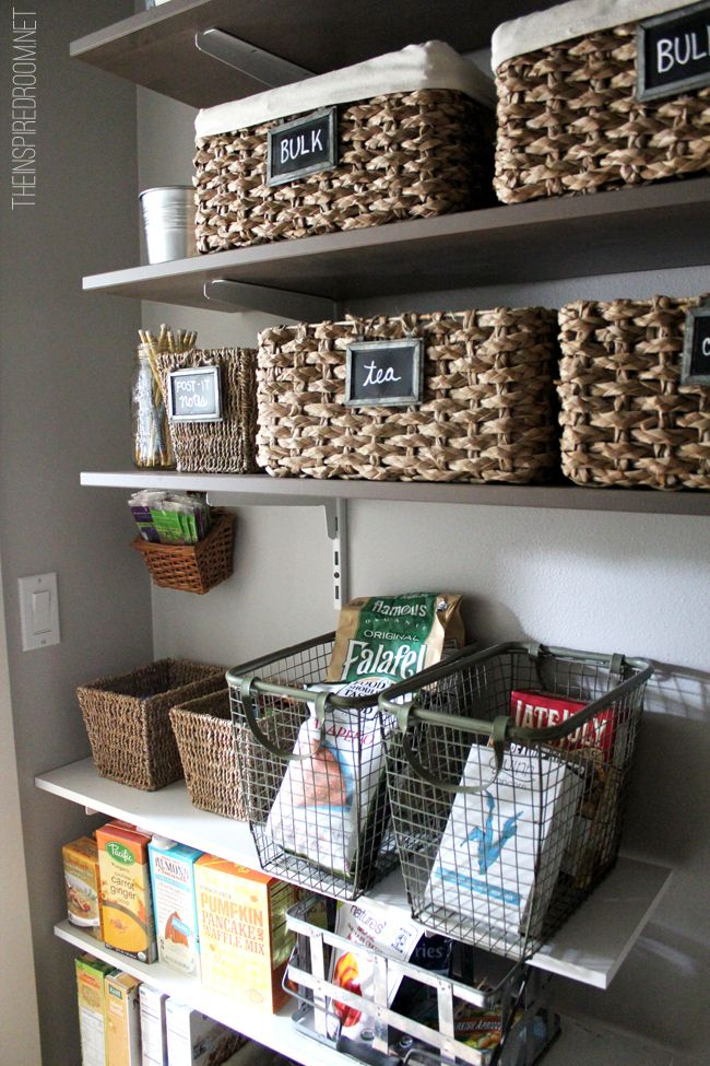 65 Ingenious Kitchen Organization Tips And