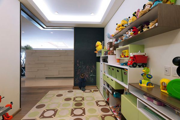 How To Organize Kids Room