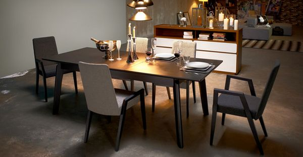 Dining Table View In Gallery