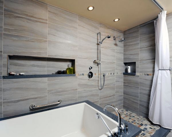 soaking tub with shower combo.  https cdn homedit com wp content uploads 2014 08