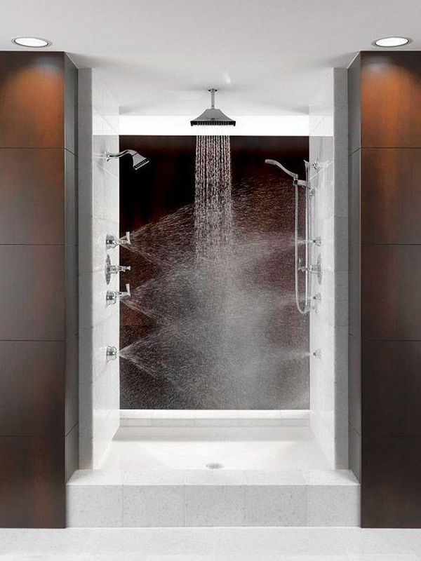 Marvelous 25 Cool Shower Designs That Will Leave You Craving For More