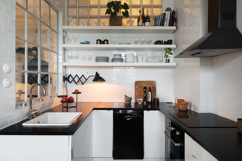 Kitchen Tiles Small kitchen subway tiles are back in style – 50 inspiring designs