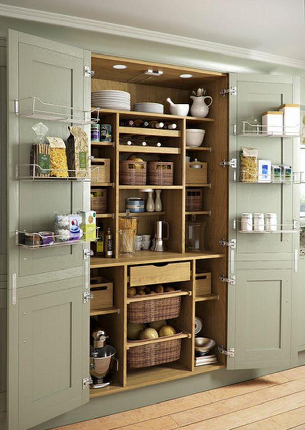 & 65 Ingenious Kitchen Organization Tips And Storage Ideas