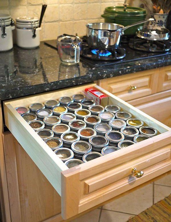 Charmant 65 Ingenious Kitchen Organization Tips And Storage Ideas