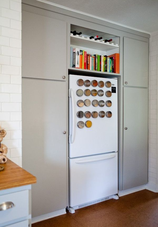 20 Fridge Organization Tips That Put Your Design Skills To
