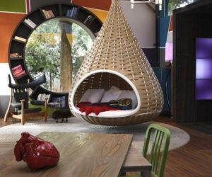 Beau This Nest Read Is The Perfect Reading Nook, Private And Cozy
