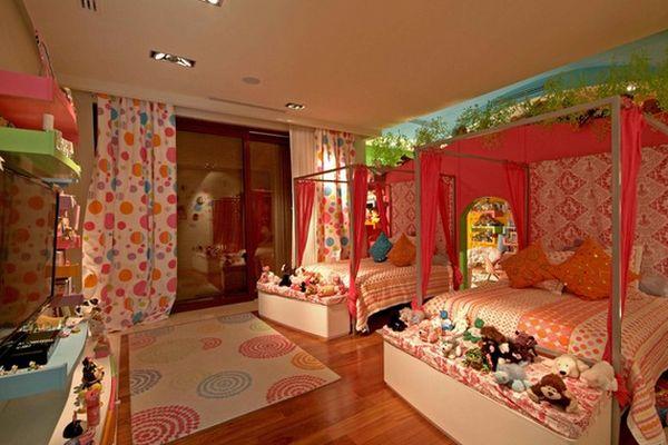 Big Kid Playroom Storage