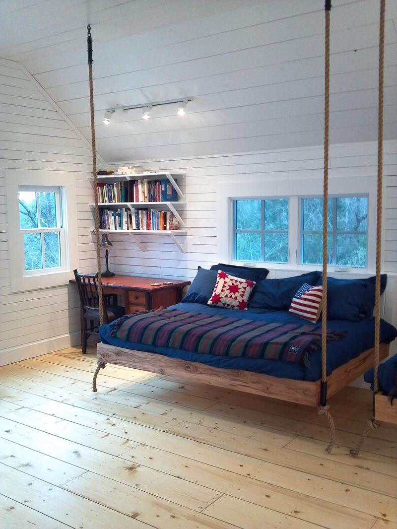 40 Rooms That Showcase Hanging Beds