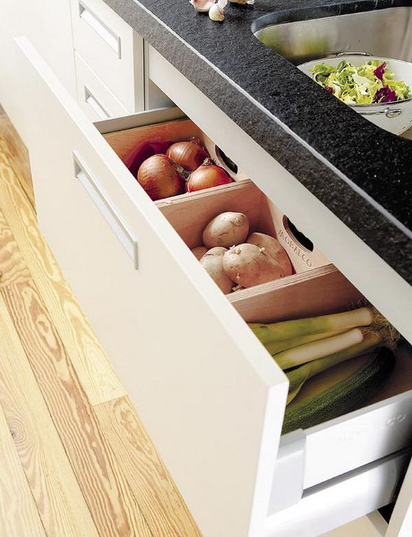 kitchen drawer organization ideas 65 ingenious kitchen organization tips and storage ideas 174
