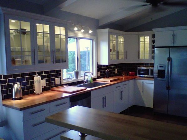 View In Gallery Make The Backsplash