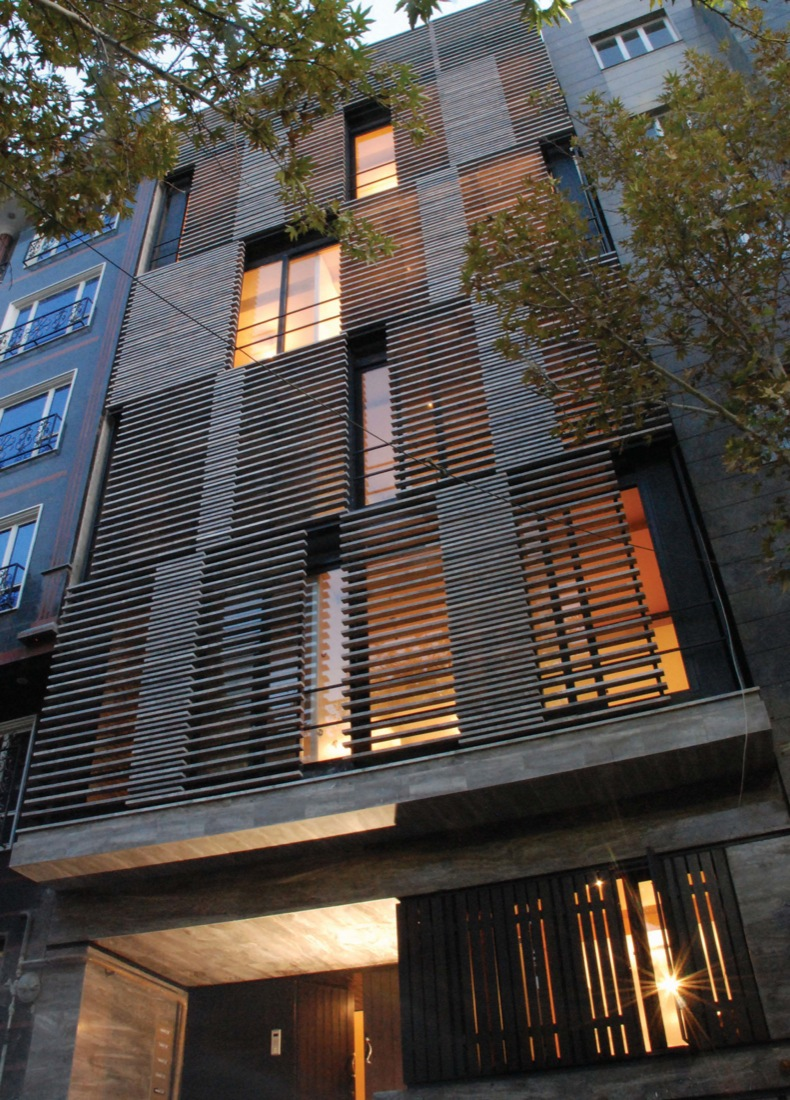 modern apartment building facade. Home Decorating Trends  Homedit 35 Cool Building Facades Featuring Unconventional Design Strategies