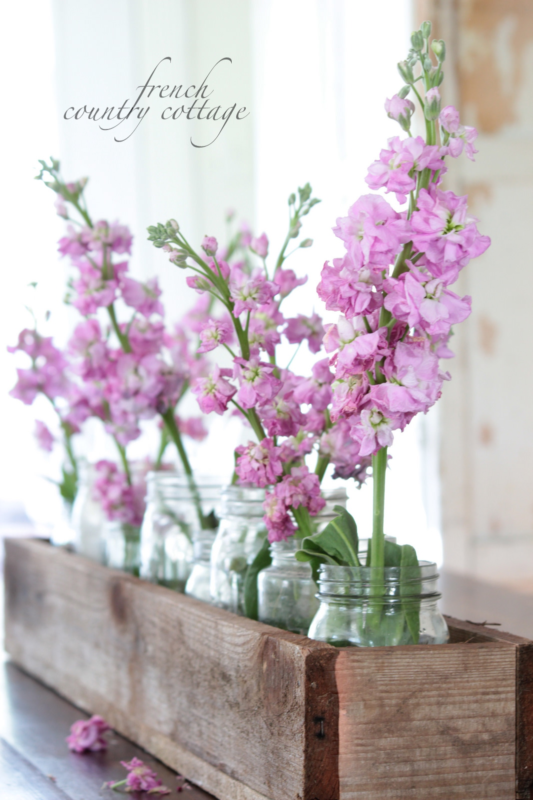 Wooden Planter Centerpieces. Part 59