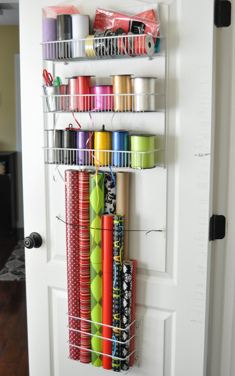 Wrapping Paper Storage Solutions That Keep The Clutter Under Control