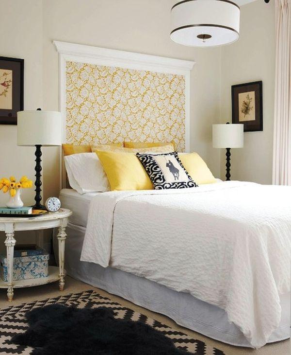5 Bedroom Ideas For Autumn From The White Company: Beautiful, Feminine Headboards: Ideas & Inspiration