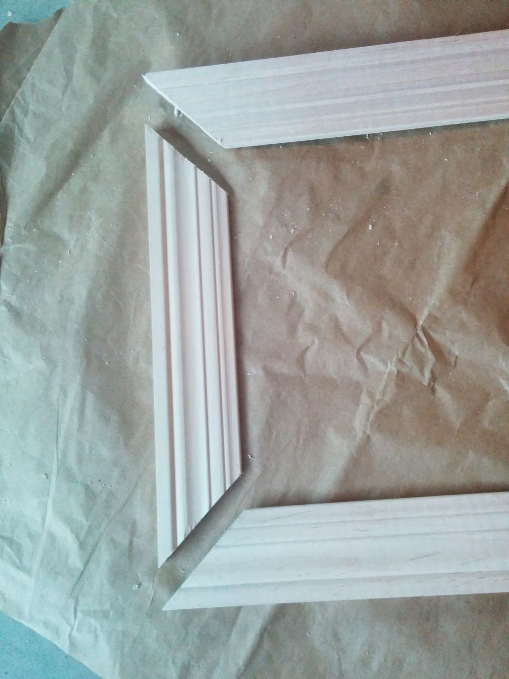 A New Way To Add Detailing To A Wall Wood Trim With X S