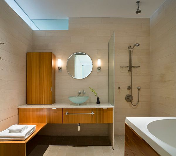Lovely Doorless Shower Designs Teach You How To Go With The Flow