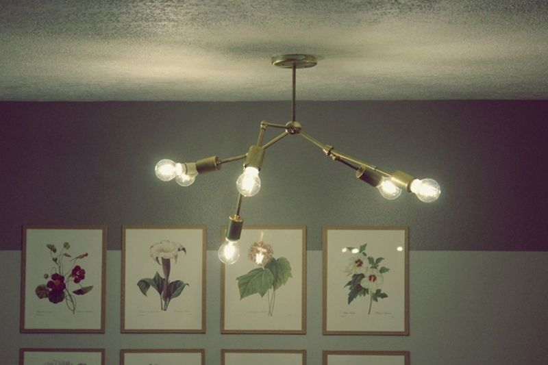 Diy brass chandelier view in gallery mozeypictures Images