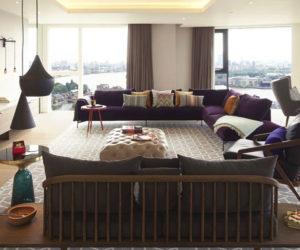 Contemporary Penthouse Boasting Amazing Panoramic Views, London